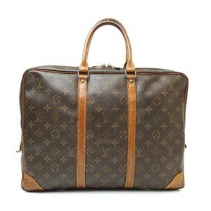 Auth Louis Vuitton Porte Documents #7406L15